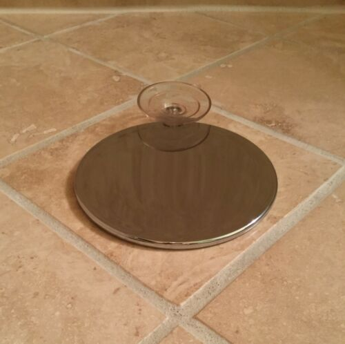 Fogless Shower MirrorAnti-Fog Non Glass Travel Shaving MirrorMade in USA