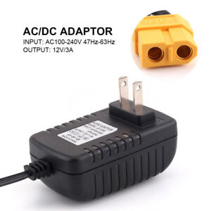 AC-To-DC-Power-Adapter-12V-3A-XT60-Plug-For-STRIX-1S-Lipo-Battery-Charger-O9R4
