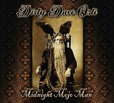 CD DIRTY DAVE OSTI - MIDNIGHT MOJO MAN -