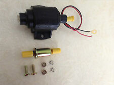 BRAND NEW MICRO ELECTRIC FUEL PUMP LOW PRESSURE  IN LINE 4-6 PSI 35GPH