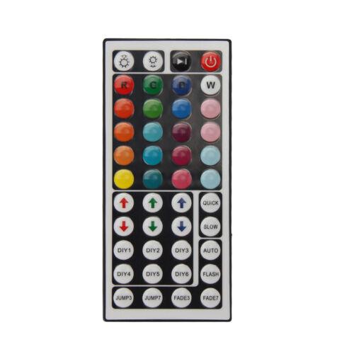 2Pcs 20keys IR Remote Controller for DC 24V 10M 5050 RGB LED Strip Lights