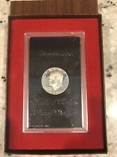 KEY DATE ONE 1 1973-S PROOF EISENHOWER IKE SILVER DOLLAR  Brown Box In OGP
