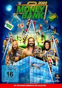 WWE: MONEY IN THE BANK 2020 - WWE  2 DVD NEUF