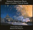 Bach: Sonate … Cembalo Š Viola da Gamba (CD, Mar-2012, Alpha Productions)