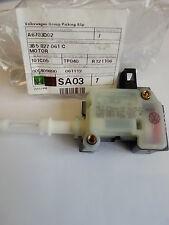 VW Caddy / Passat portellone Electric lock / release di cattura MOTOR 3b5827061c OE parte