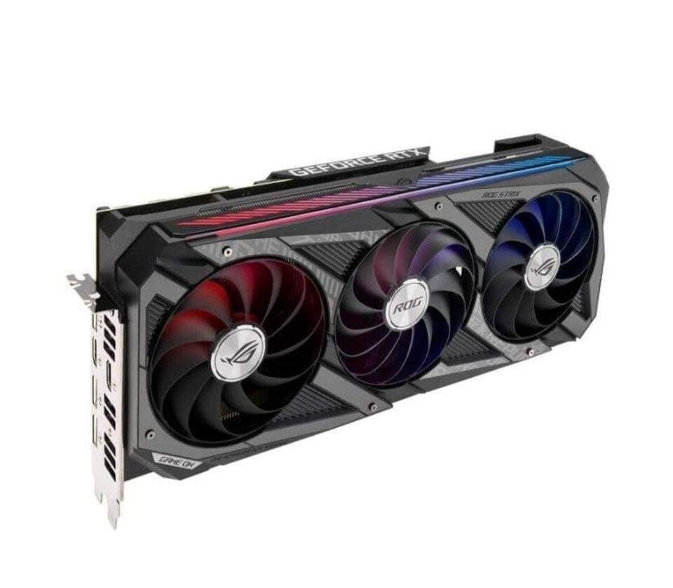 3070 Asus Rog Strix, 8 GB RAM, Perfekt