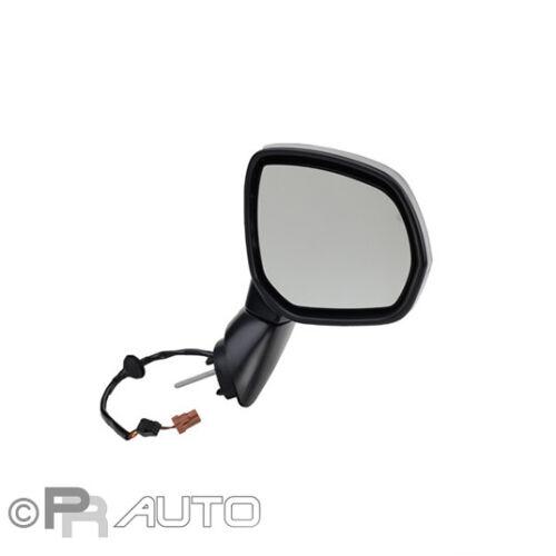Citroen C3 Picasso 11//09 Außenspiegel Spiegel rechts elektrisch klappbar