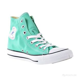88e618fd7c8e CONVERSE ALL STAR CHUCK TAYLOR HI SEASONAL MEN SHOES GREEN 155740F ...