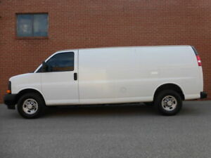 2017 Chevrolet Express EXTENDED - TOW PKG