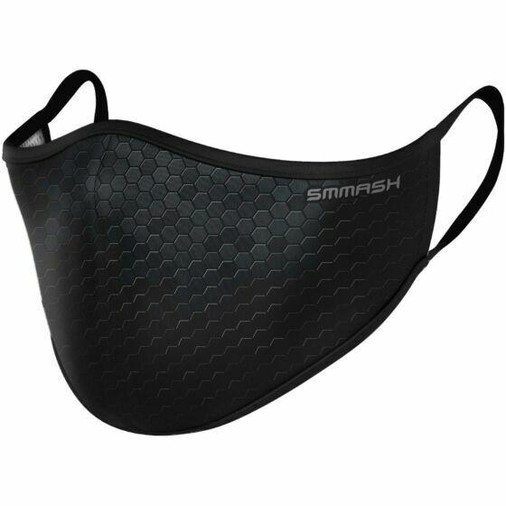 (Maske Smmash) Waschbare 3 Antiallergieschichten(Geeignet für Erwachsene)