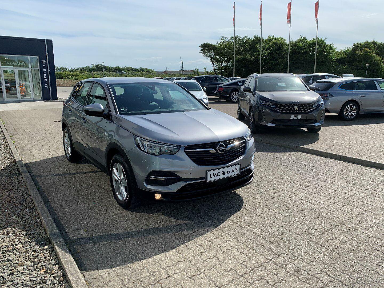 Opel Grandland X 1,2 T 130 Enjoy