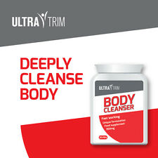 ULTRA TRIM BODY CLEANSER PILLS – DEEPLY CLEANSE BODY GET RID OF HARMFUL TOXINS