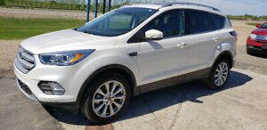 """""""WOW"""" Check This Out 2018 Escape Titanium with ONLY 13600km"""