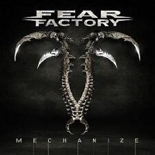 Fear Factory - Mechanize Ltd.DIGI