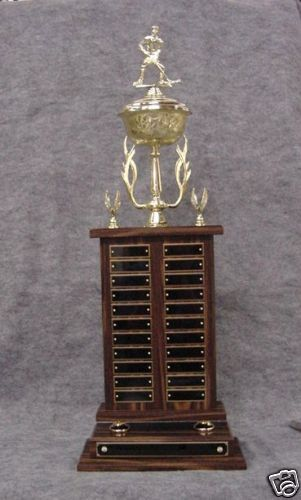 HOCKEY PERPETUAL OR FANTASY TROPHY 22 YEARS AWESOME