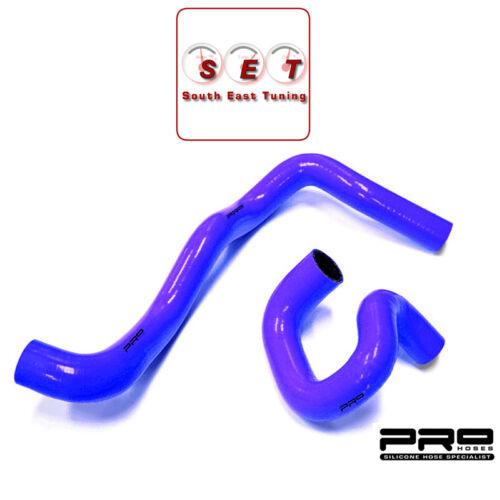 2 piece Silicone Coolant Hose Kit Pro Hoses Focus MK3 ST250