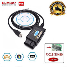 bbfly-BB77102 Bluetooth modified Android OBD Scan Tool FORScan ELMconfig FOCCCUS