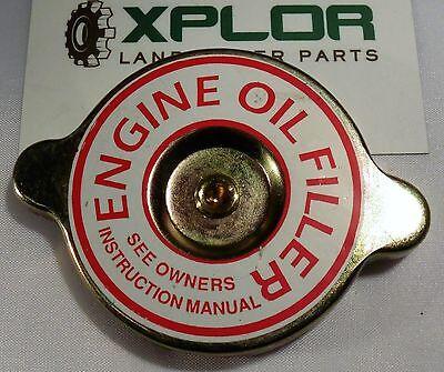 Land Rover Série 2 598231, 3 bouchon de remplissage d/'huile 2A 546254