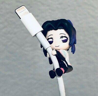 BANDAI Demon Slayer Kimetsu no Yaiba Cable Clinger Hugcot Toy Giyu Tomioka Water