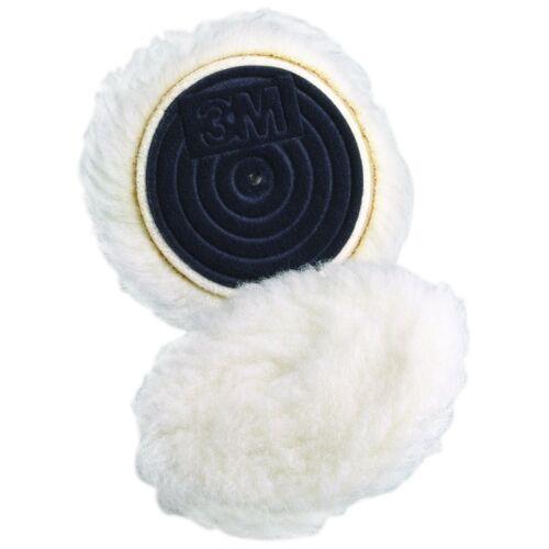 3M 85078 3' Finesse-it Knit Buffing Pad (1 Pad)