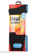 BIGFOOT Mens Black Thermal Heat Holders Socks 12-14 uk, 46-50 eur, 13-15 US