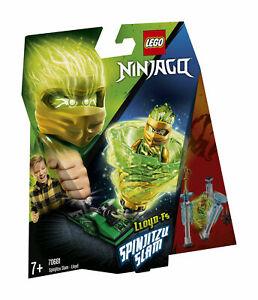 LEGO-Ninjago-70681-Spinjitzu-Slam-Lloyd-NEU-amp-OVP