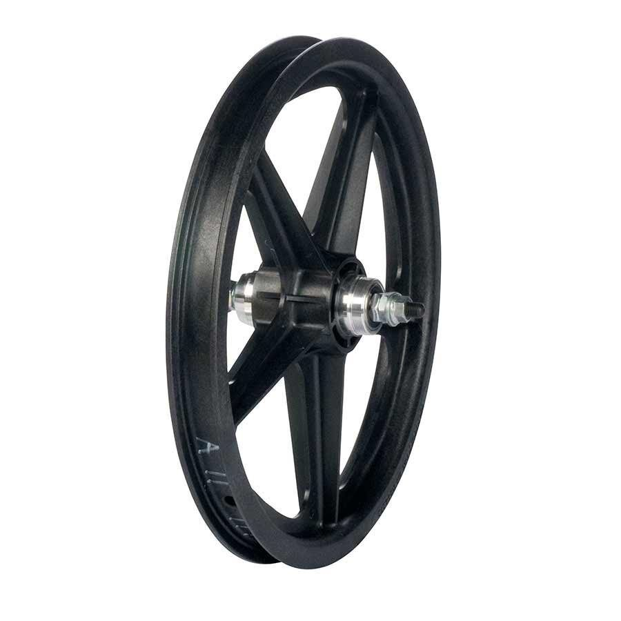 Skyway Tuff II rear wheel 16X1.75  3 8  nutted FW 5 Spk Bk