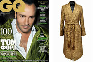 Brand $4,530 Tom Ford Men's Silk Robe Size Small
