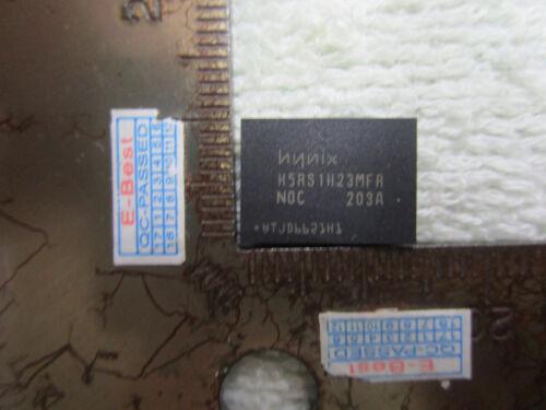 2pcs Used H5RSIH23MFR-N0C H5RS1H23MFR-NOC H5RS1H23MFR-N0C FBGA136 Chip