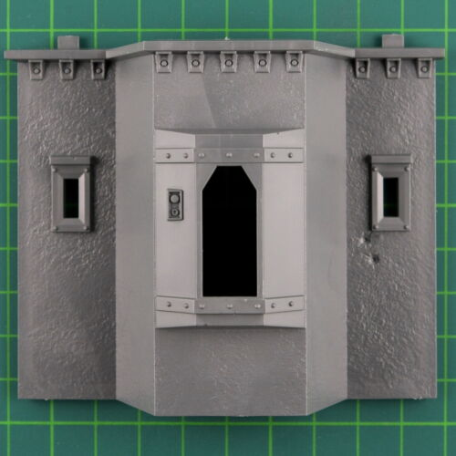 Imperial Bastion Middle Wall Segment B Warhammer 40k Terrain Bitz Bits 5144