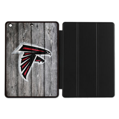 Atlanta Falcons Football Smart Case For iPad 5 6 Mini 1 2 3 Air