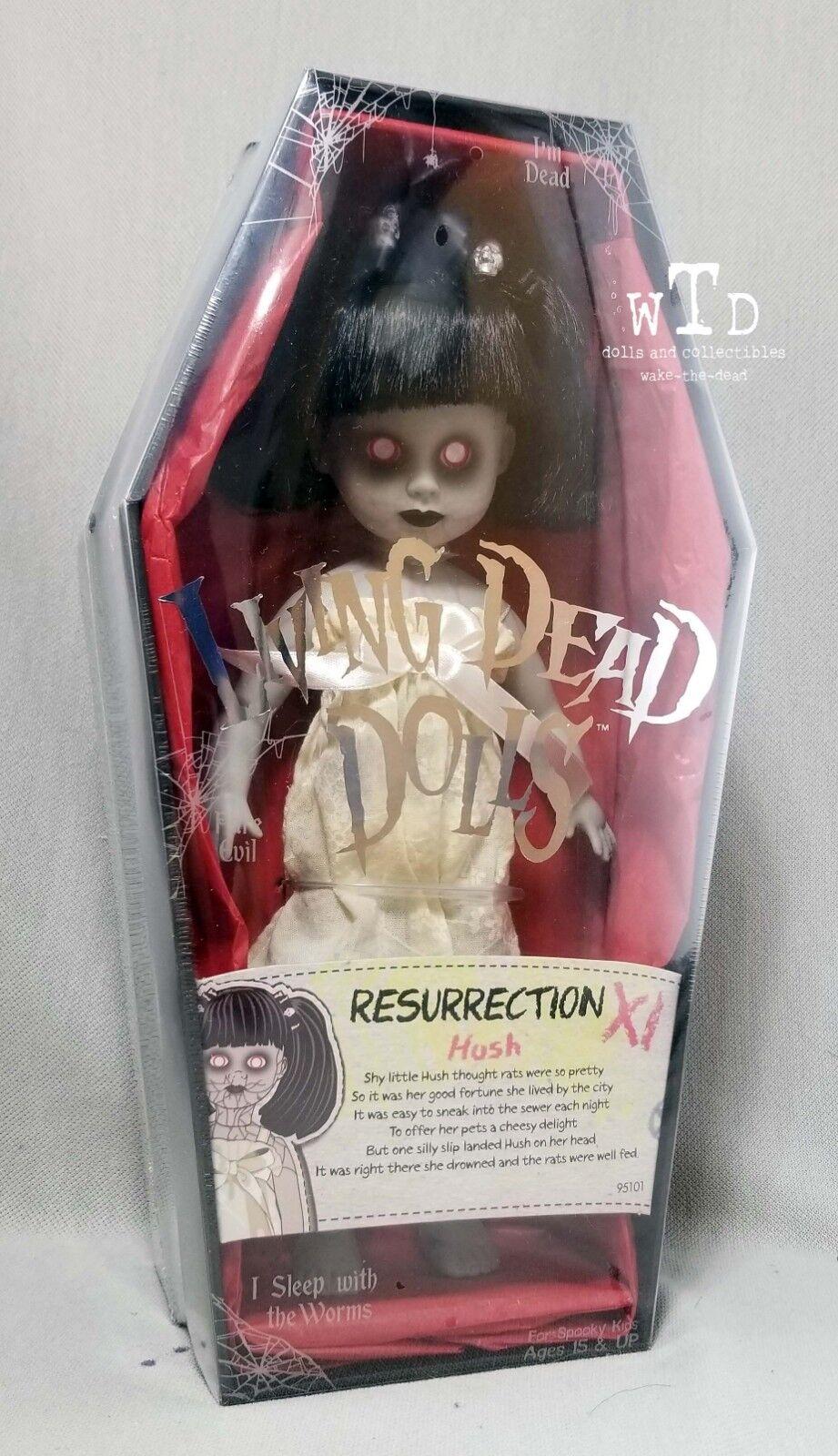 Ldd Living Dead Dolls  resurrección Xi  Hush  Sellado res 11