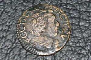 Cugnon-rare-denier-tournois-1649