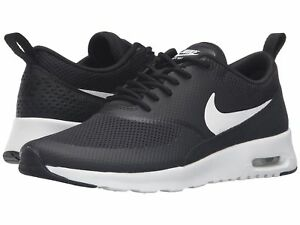 8a1457c8510d9c Details about Women s NIKE Air Max Thea (599409-020) BLACK WHITE