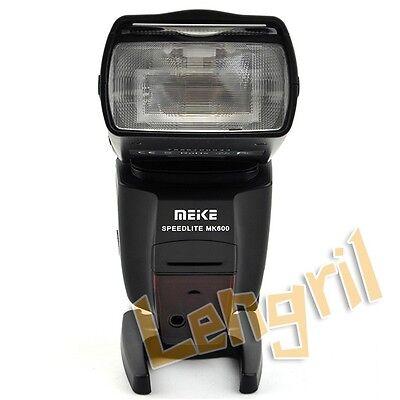 MK-600 1/8000 High Speed Sync ITTL WIRELESS Speedlite as 600EX-RT For Nikon D600