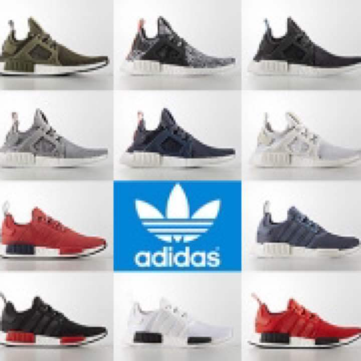 Adidas nmd from japan (5649