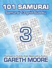 Samurai 13-Grid Sudoku 3: 101 Samurai by Dr Gareth Moore (Paperback / softback, 2014)