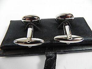 Manschettenknoepfe-Diamant-Brilliant-unecht-oval-Cufflinks-neu