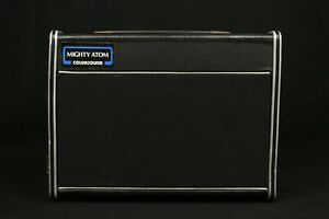 COLORSOUND Mighty Atom Battery Powered Guitar Amp Vintage '70s Very RARE!