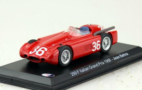 Maserati 250f #36 1955 1:43 maqueta de coche