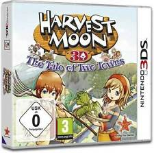 Nintendo 3DS Spiel * Harvest Moon: Tale of Two 2 Towns Geschichten zweier Städte