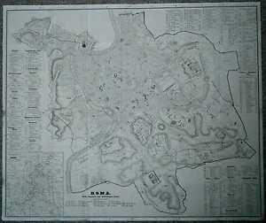 1857-Forster-plan-of-ROME
