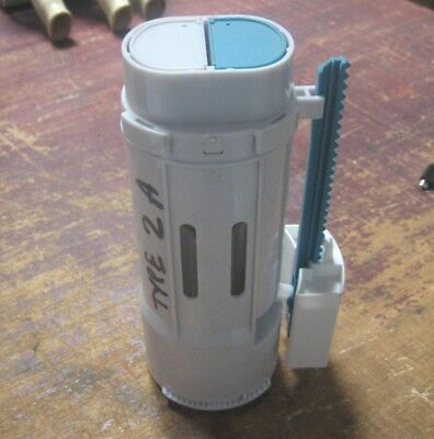 Toilet Cistern Dual Flush Mechanism Replacement Internal