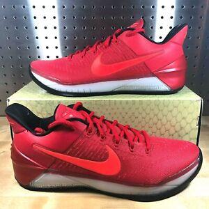 sale retailer 61538 b2add Image is loading New-Men-039-s-Nike-Kobe-A-D-University-