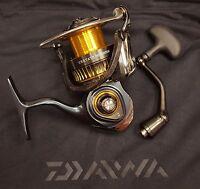 Daiwa Certate Hd 3500sh 6.2:1 Spinning Reel From Japan - Certate-hd3500sh-jdm