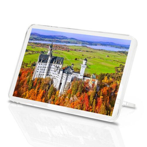 Neuschwanstein Castle Allemagne Classique aimant de réfrigérateur-Allemande Bavière Cadeau #8932
