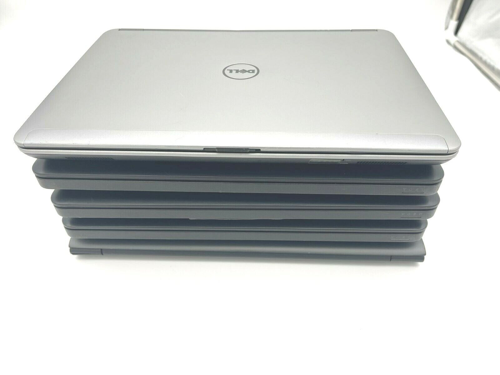 lot of 5 Dell i-series laptops (see details for specs). Buy it now for 840.00