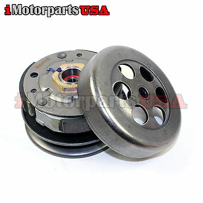 ETON VIPER 70 90 90R 4 STROKE SILVER SERIES REAR CLUTCH SECONDARY DRIVEN PULLEY