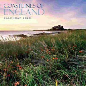 Coastlines-of-England-Calendar-2020-new