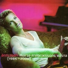 CD Marie Fredriksson (Roxette) ÄNTLIGEN Bästa 1984-2000